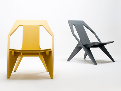 Fantastic Konstantin Grcic Industrial Design Gmtry Best Dining Table And Chair Ideas Images Gmtryco